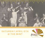 April 6, 2019 - Flamenco Showcase & Fundraiser