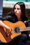 Local flamenco student Iminah Kani shares her gratitude